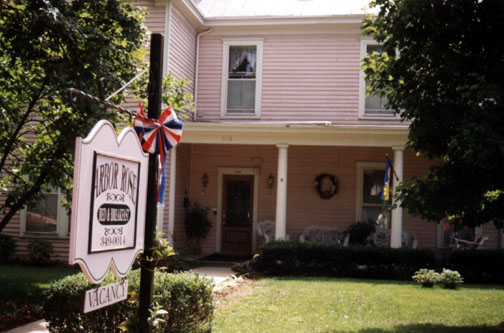 Arbor Rose Bed And Breakfast Bardstown Ky