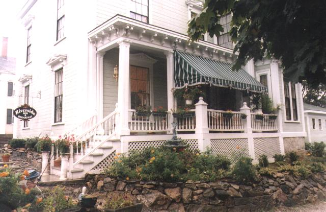 Riverside Bed And Breakfast Bath Maine